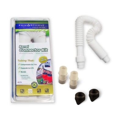 Rain Barrel Connector Kit