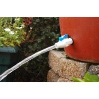 Complete Downspout Rain Diverter System