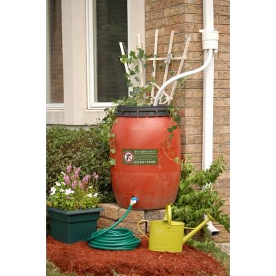 complete downspout rain diverter system - Rain Diverter